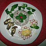 recette assiette   rillettes   de radis  cocci cuisine  et   autres     radis    et
