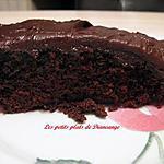 recette Gâteau au chocolat de Allou