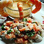 recette Tartare de poissons