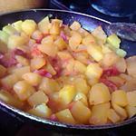 recette pomme de terre à la paysanne