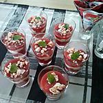 recette Desser aigre-doux