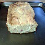 recette Cake au camembert et aux lardons