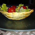 recette Salade originale