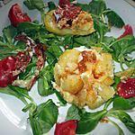 recette omelette,   pommes de terre ,  reblochon ,,,  trouvée  sur faim de loup gourmand  recette de jean pol créac  h