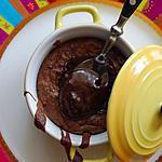 recette Cocottes chocolat au piment d'Espelette