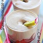 recette Délice d'agrume au carambar