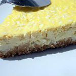recette cococheesecake