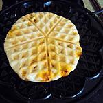recette Pizzas gaufres ou gaufrizzas