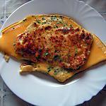 recette Escalope panée à l'omelette