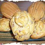 recette Ooo Madeleines noix et Jambon cru ooO