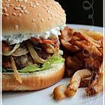 recette ~Burger spécial Seb « Le Big Ben »~