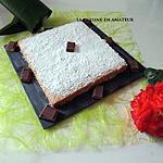 recette Gâteau Santiago