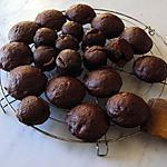 recette Muffins banane-choco : recycler les bananes trop mûres