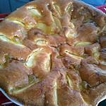 recette gateaux rapide aux pommes