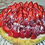 recette Sablé aux fraises