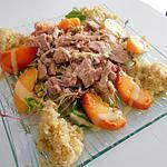 recette Salade fraicheur santé!!