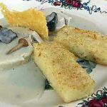 recette Ballotine de volaille Franc Comtoise sauce vin jaune