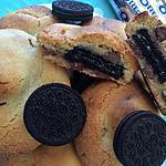 recette Cookies aux Oréos