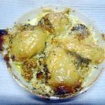 recette Chou-fleurs gratiné à la tartiflette.