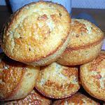 recette Petits Cakes Citron - Noisette