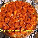 recette tarte aux abricots façon  Christophe Felder