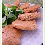 recette Cookies au Bacon Comté et Herbes de Provence