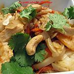 recette Pad thaï royal