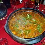 recette moqueca de peixe e camarao (brazil) la vrai recette  du bahia( peu se faire aussi avec que du poisson)