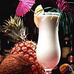 recette cocktail de pina colada alcoolisée (peut faire aussi sans alcool pour les enfants ).