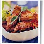 recette poulet pimenté (martinique)