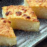 recette gâteau de manioc au coco