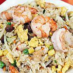 recette riz cantonnais spécial