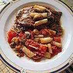 recette hampe de boeuf  marinée