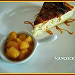 recette Tarte au fromage blanc à la vanille de madagascar