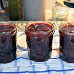 recette Confiture fraise-vanille