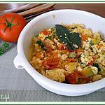 recette Piperade basquaise allégée