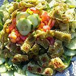 Salade Raviole