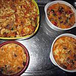 recette courgettes en gratin  a la brousse recette revisitée  d italmo
