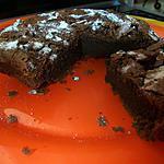 recette gateau au chocolat rapide facile économique et délicieux