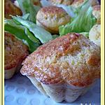 recette Briochettes au crabe et à l'estragon