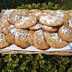 recette Cookies quinoa & amandes