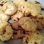 recette Cookies au chorizo