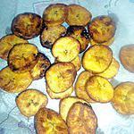 recette banane plantain frite