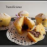recette Mandises pépites choco lait et coeur nutella