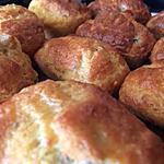 recette Petits cakes au thon moelleux et légers