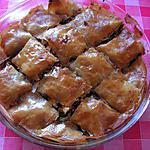 recette baklava léger aux pommes