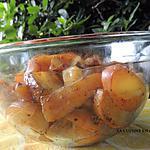 recette Pommes de terre façon potatoes cuisson papillote