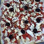 recette pizza 100 % maison pour match de foot !! :)