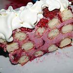 recette gâteau framboises/mascarpone/crème fraiche