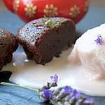 recette Fondant au chocolat miel et thym frais